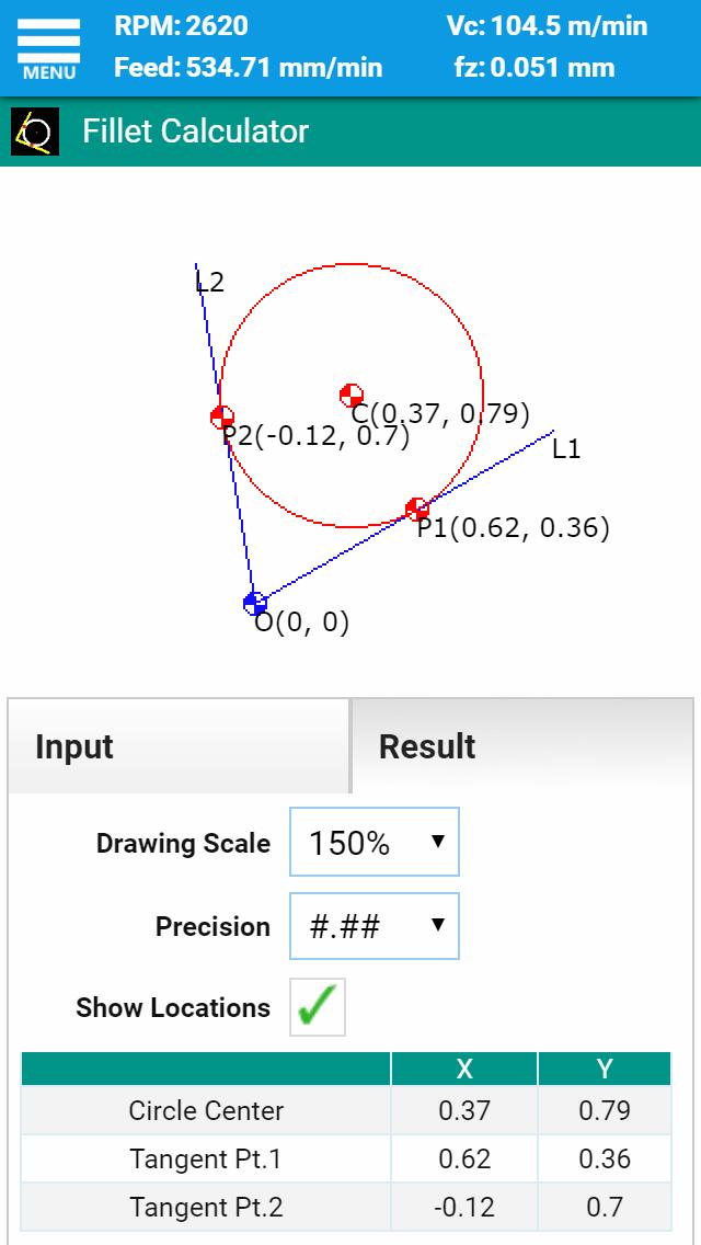 FSWizard Machinist Calculator